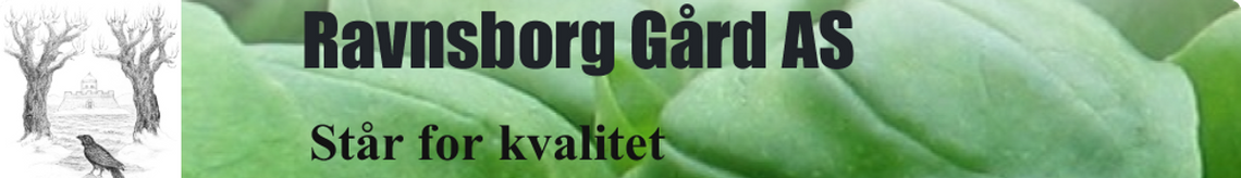 Logo, Ravnsborg Gård AS